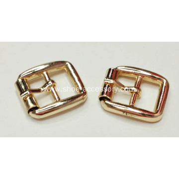 Zamak Pin Buckle in 11mm